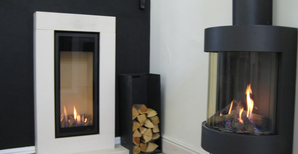 Our Runcorn Showroom Amberglow Fireplaces