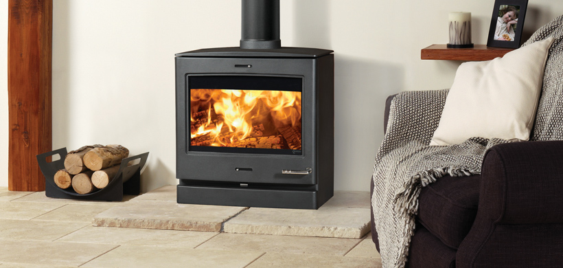 Yeoman CL8 Woodburning and Multi-fuel Stove