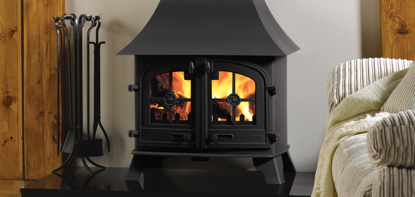 Yeoman Country Woodburning and Multi-fuel Stove