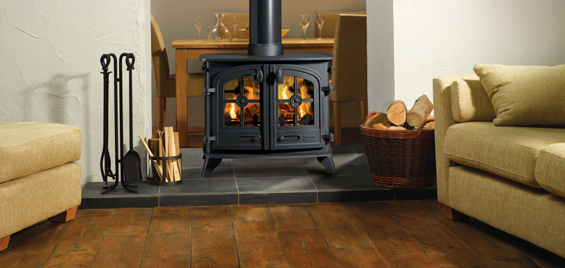 Yeoman Double-Sided Gas Stove