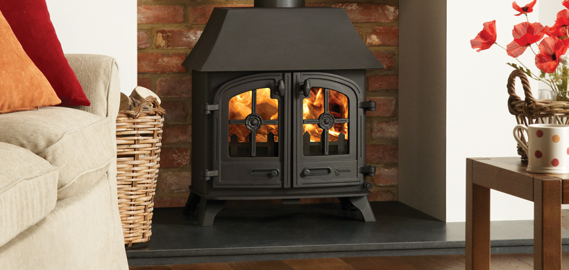 Yeoman Exe Woodburning and Multi-Fuel Stove