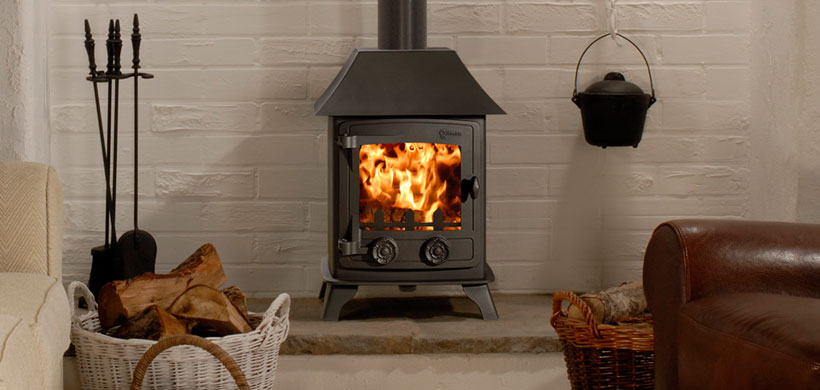 Yeoman Exmoor Woodburning and Multi-fuel Stove