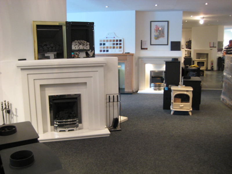 Wirral Fireplace Showroom