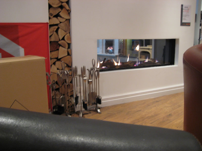 Additional Hole in The Wall Fires in Showroom
