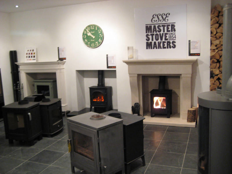 Cheshire Oakes Showroom 1