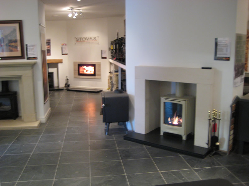 Wood Burning Stoves in Wirral Showroom