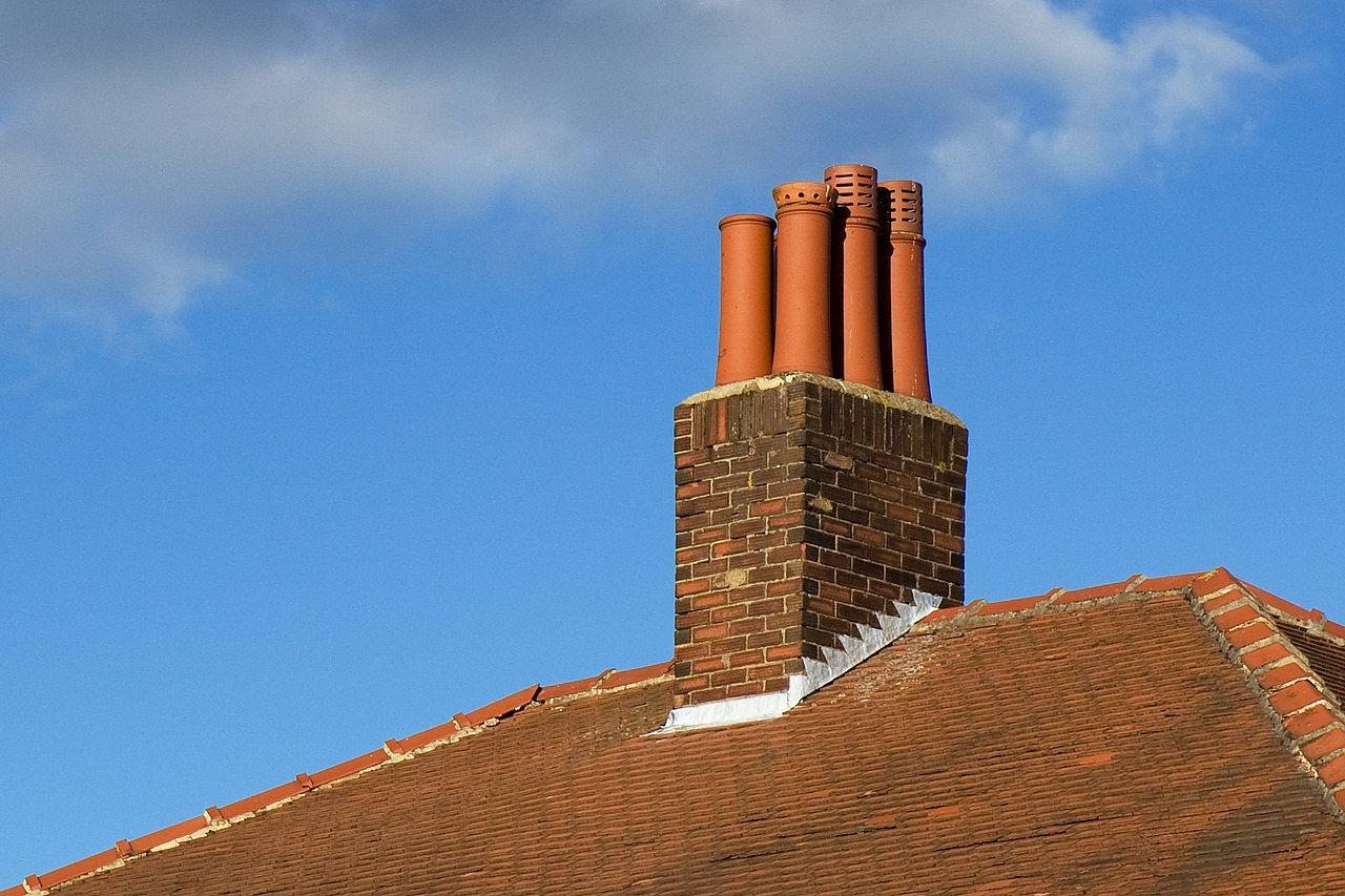 sweeping your chimney this summer